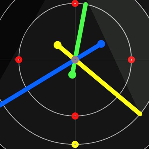 ReGular Clock Live Wallpaper أيقونة