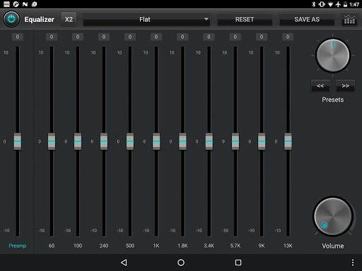 jetAudio HD Music Player 21 تصوير الشاشة