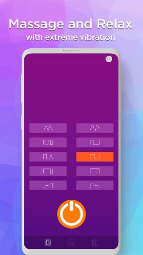Vibration App - vibrator strong massage screenshot 2