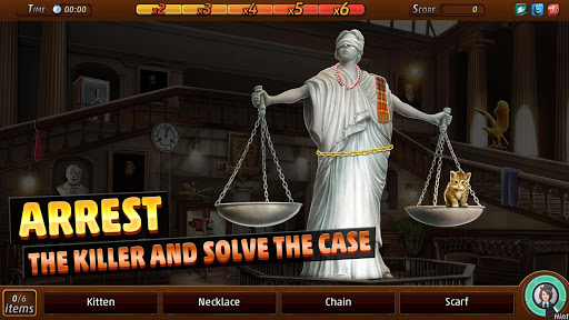 Criminal Case: Mysteries of the Past screenshot 5