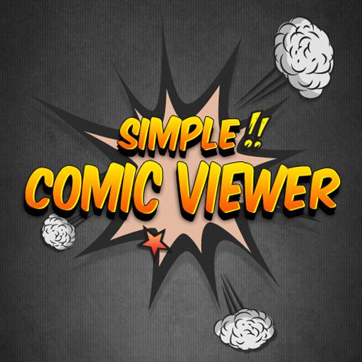 Simple Comic Viewer أيقونة