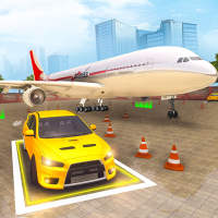 permainan memandu kereta lapangan terbang on 9Apps