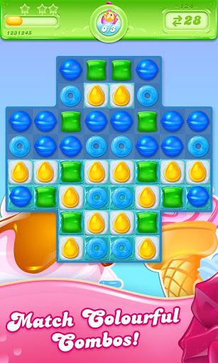Candy Crush Jelly Saga 2 تصوير الشاشة