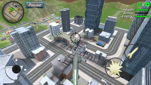 Black Hole Hero : Vice Vegas Rope Mafia screenshot 7