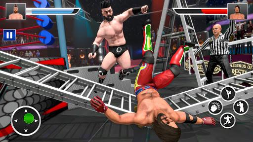 Real Wrestling Stars 2021: Wrestling Games screenshot 4
