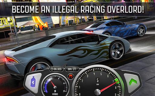 Top Speed: Drag & Fast Street Racing 3D screenshot 3