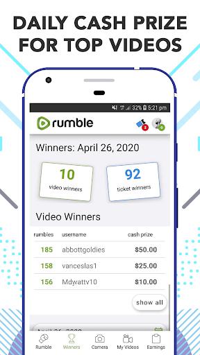 Rumble screenshot 3