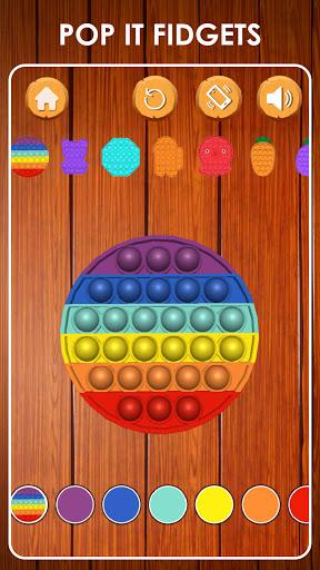 Fidget Toys 3D - Fidget Cube, AntiStress & Calm screenshot 3