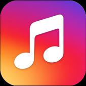 Бесплатная музыка иконка