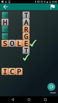 ScrabWord: Word Puzzle Game screenshot 4