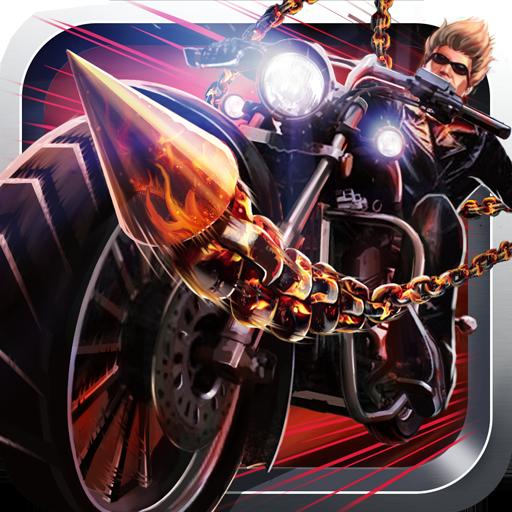 Death Moto 2 : Zombile Killer - Top Fun Bike Game أيقونة