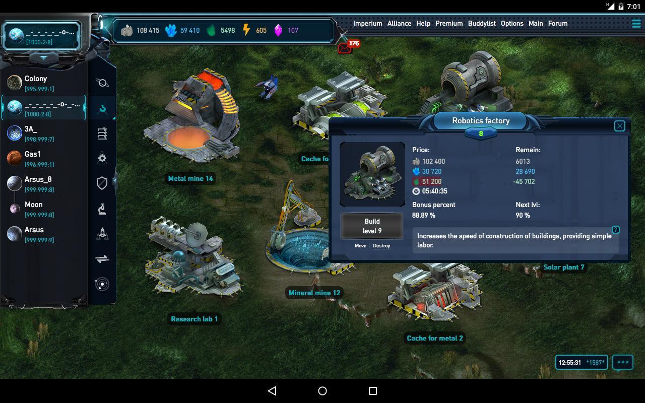 Xcraft screenshot 7