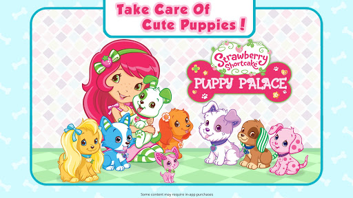 Strawberry Shortcake Puppy Palace screenshot 2