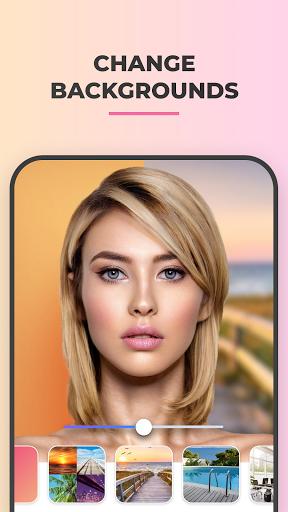 FaceApp - Face Editor, Makeover & Beauty App screenshot 4