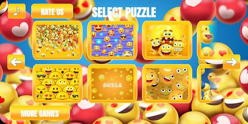 Emoji puzzle 4 تصوير الشاشة