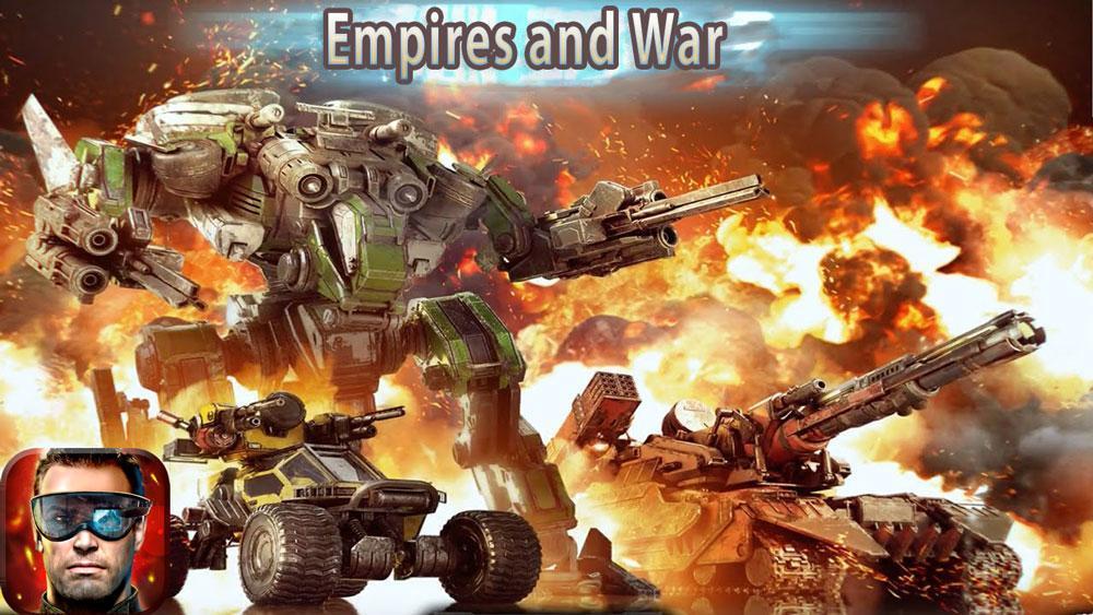 Empires&War: Blood Q Invasion 14 تصوير الشاشة