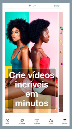 Magisto Editor de Vídeo: Slide de Fotos com Música screenshot 1