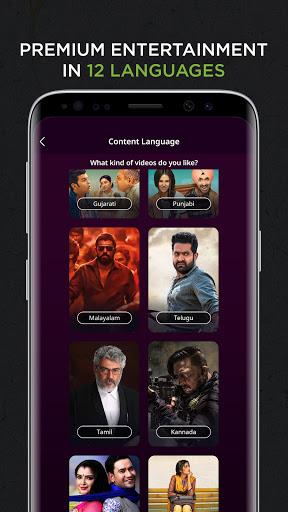 ZEE5: Movies, TV Shows, Web Series screenshot 4