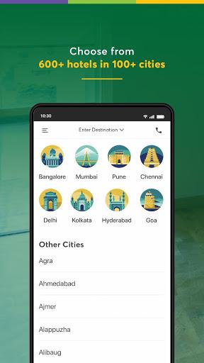 Treebo: Hotel Booking App | Book Safe Stays 7 تصوير الشاشة