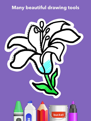 How To Draw Flowers скриншот 23