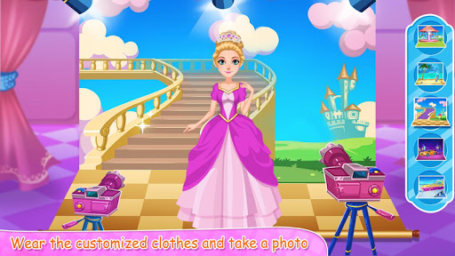 👸✂️Royal Tailor Shop 3 - Princess Clothing Shop screenshot 6