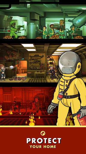 Fallout Shelter screenshot 6