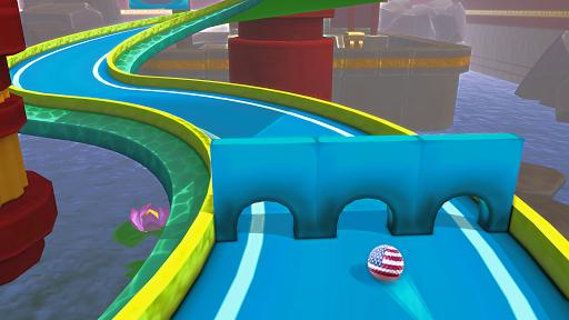Mini Golf 3D City Stars Arcade - Multiplayer Rival screenshot 2
