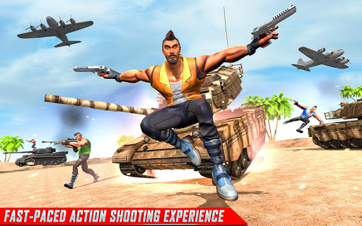 New Gun Shooting Strike - Counter Terrorist Games screenshot 5