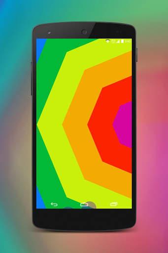 جميل خلفية لون screenshot 7