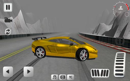 Sport Car Simulator screenshot 14