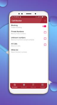 Call Blocker Pro - Blacklist Free screenshot 4