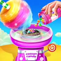 💜Cotton Candy Shop - Cooking Game🍬 on 9Apps