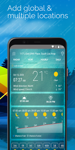 Weather Radar App—Weather Live Maps, Storm Tracker screenshot 5