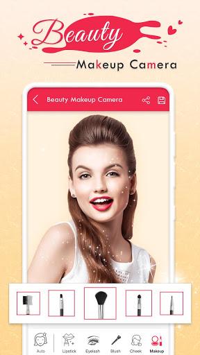 Beautify Me Makeup Camera - Beauty Camera screenshot 7