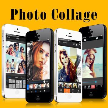 Pic Editor Collage Maker скриншот 2