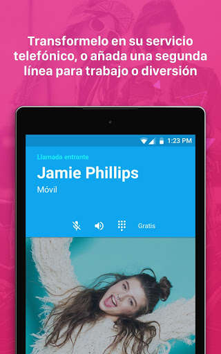 Nextplus: Llama Gratis   Texto screenshot 19