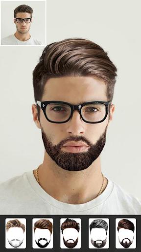 Beard Man - لحية محرر الصور, تعديل الصور 2 تصوير الشاشة