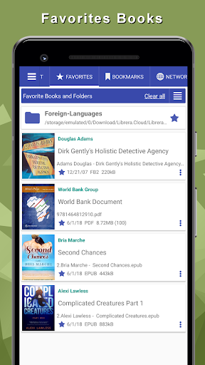 Librera - reads all books, PDF Reader screenshot 18