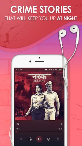 Pocket FM - Stories, Audio Books & Podcasts 3 تصوير الشاشة