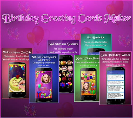 Birthday Photo Frames, Greetings and Cakes 2021 9 تصوير الشاشة