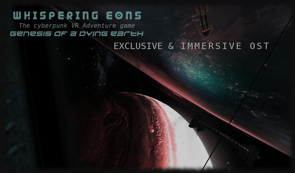 Whispering Eons #0 (VR Cardboard adventure game) 8 تصوير الشاشة