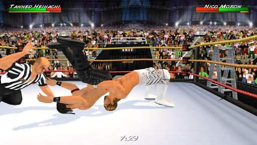 Wrestling Revolution 3D screenshot 3