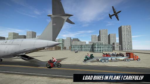 План Самолет велос Transporter screenshot 11