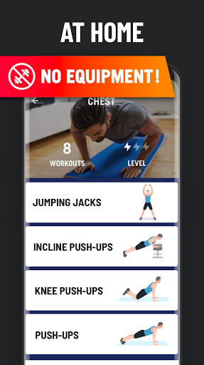 Home Workout - No Equipment screenshot 6