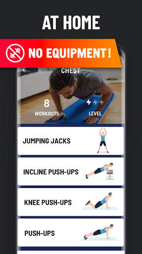 Home Workout - No Equipment screenshot 7