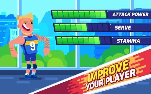 Volleyball Challenge - volleyball game screenshot 11