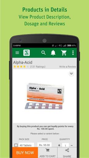 Schwabe India - Homeopathy screenshot 5