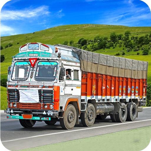 Big Truck Driving Games 2021- New Truck Games 3D icon