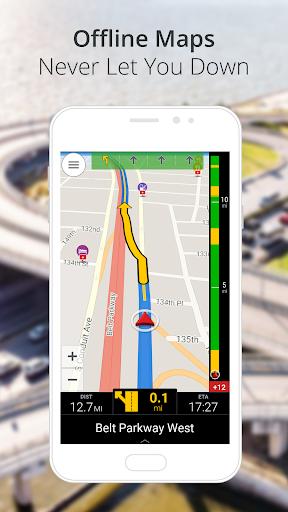 CoPilot GPS Navigation & Traffic screenshot 6