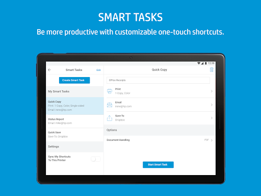 HP Smart screenshot 13